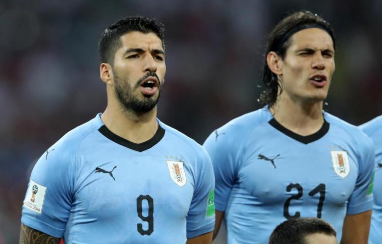 Suárez, Godín y Cavani vuelven a la selección