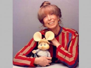 Murió María Perego, la creadora del Topo Gigio