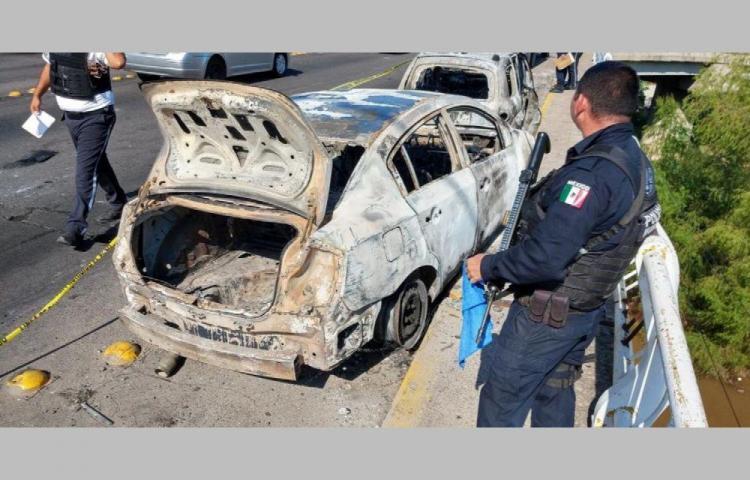 Policía que fue tras hijo de 'El Chapo' recibió 155 tiros