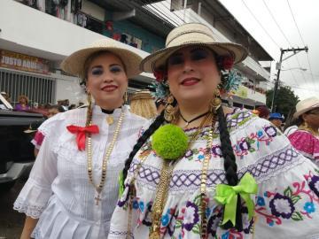 En San Miguelito perduran las tradiciones