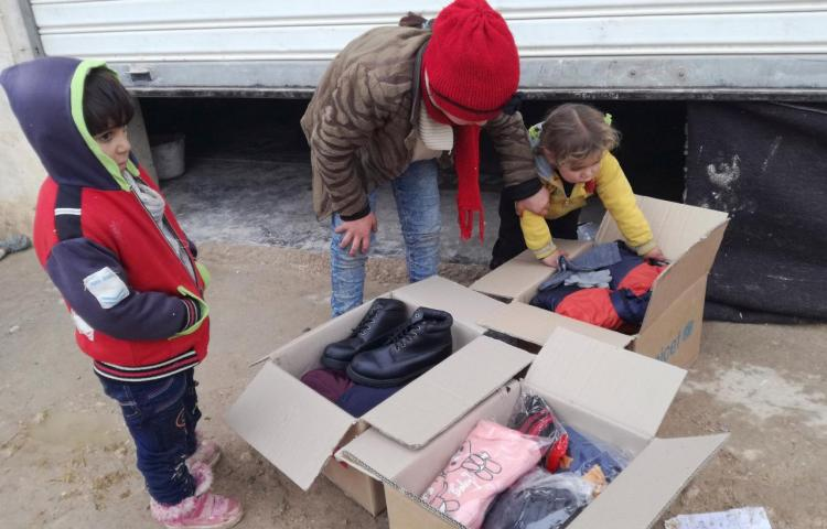 """Unicef: """"Ya es tarde"""" para los niños que esperan ser repatriados de Siria"""