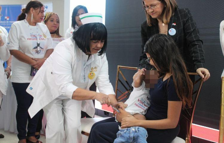 Más de un millón de personas vacunadas contra el neumococo en 10 años