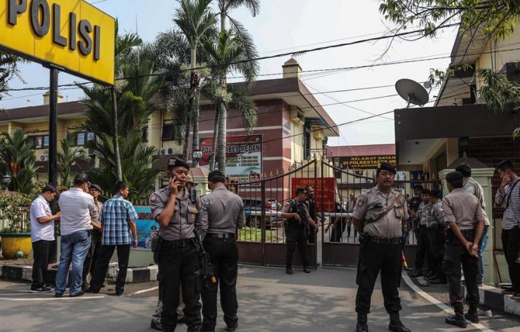 Terremoto de magnitud 7,4 se registra en Indonesia