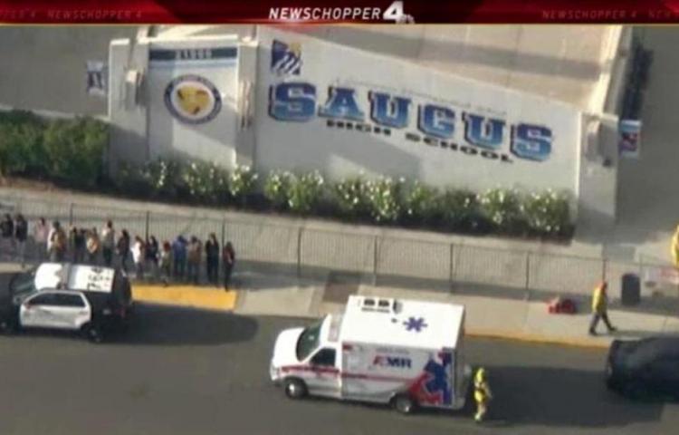 Al menos, un muerto deja tiroteo en escuela de Estados Unidos