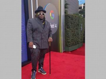 Sech llegó ensacado Grammy's