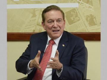 Gobierno pagó 70% de deudas que dejó Varela con partida discrecional