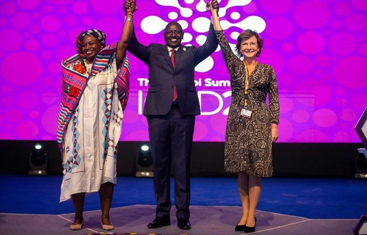 Panamá participa en la Cumbre de Nairobi
