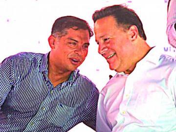 Expresidente Varela presenta denuncia tras amenazas recibidas vía WhatsApp