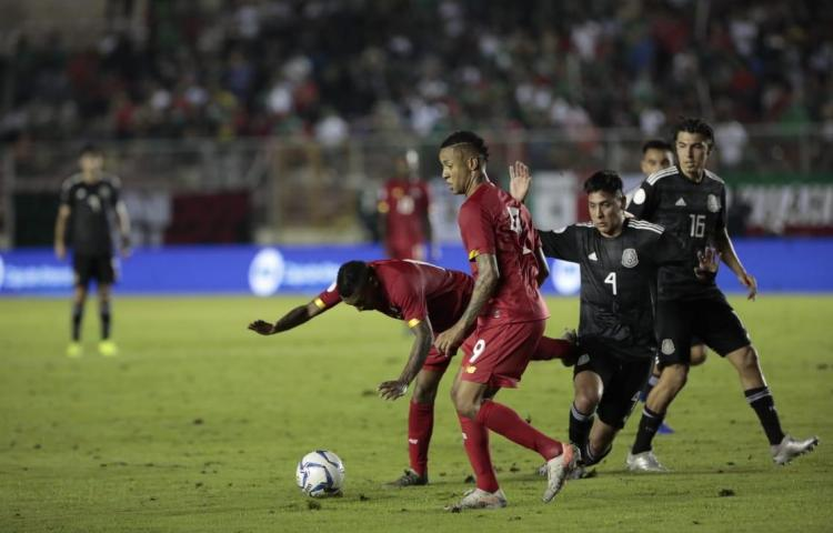 México nos dio goles hasta para llevar