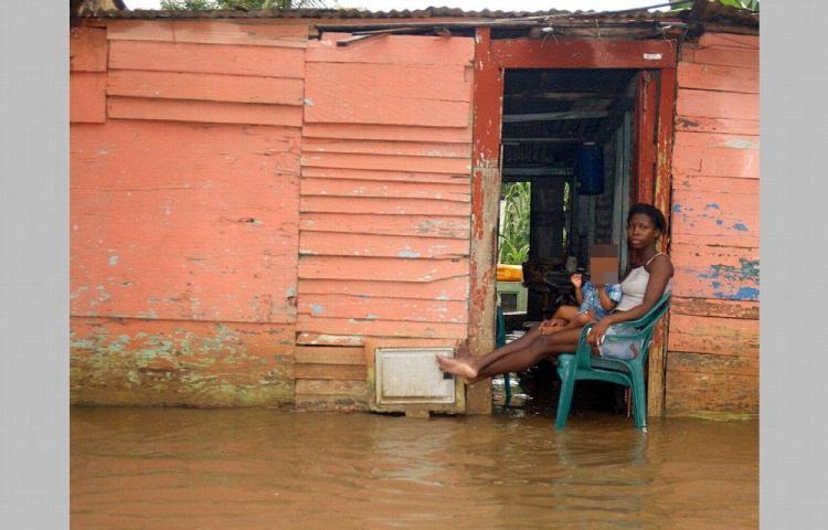 Colombia golpeada por las lluvias