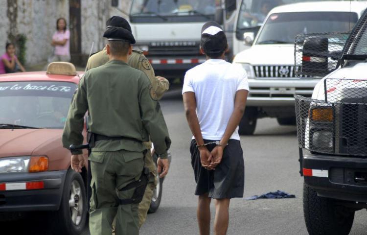 En Veraguas capturan a dos personas requeridas y un extranjero indocumentado