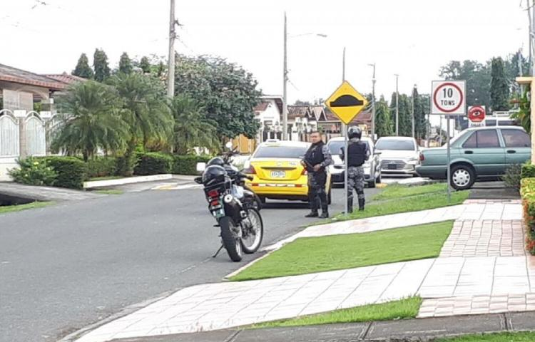 Panas intentaron secuestrar a tica en La Fontana, Chiriquí