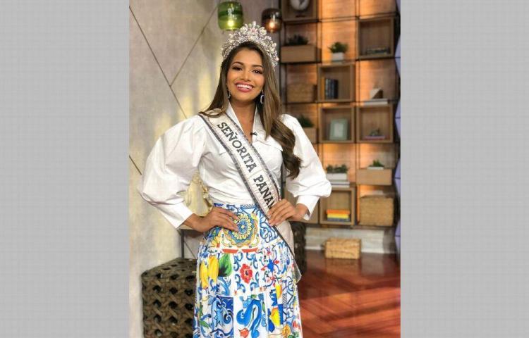 Telemundo elogia a Mehr Eliezer, Señorita Panamá 2019