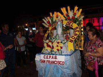 Con todo arranca la fiesta mariana en Santiago