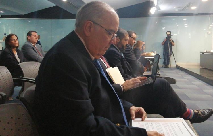 Comisión de Gobierno inicia las entrevistas a los candidatos a Defensor del Pueblo