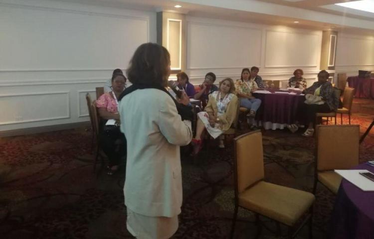 Mujeres políticas y su taller 'Reformas Electorales'