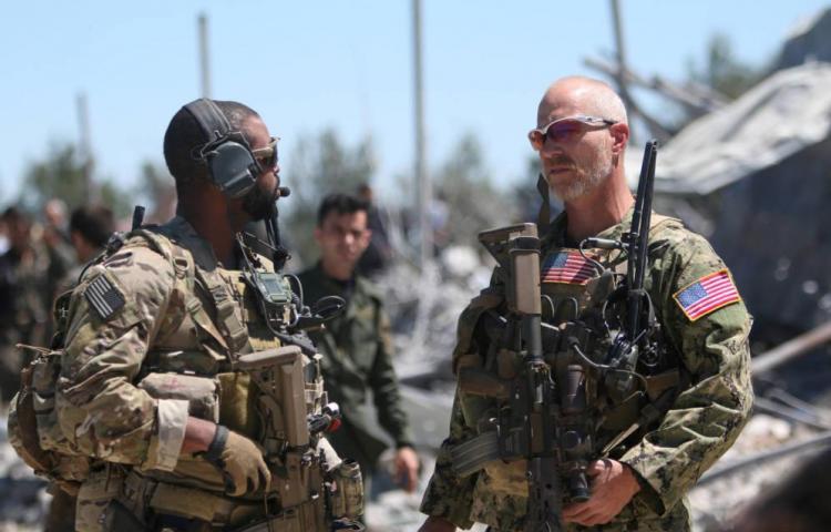 Kurdos de Siria, buscan apoyo de Washington