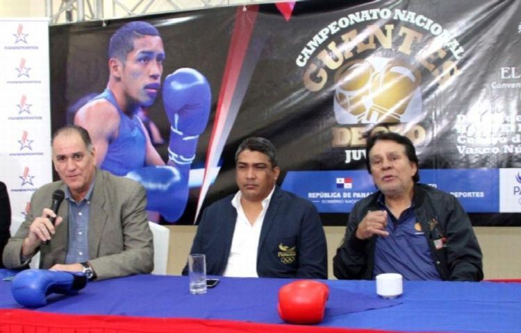 Guantes de Oro, un evento para levantar el boxeo