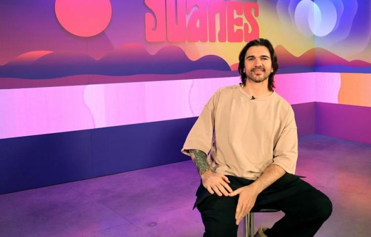 Juanes cumple 20 años de carrera mirando al futuro y rompiendo sus esquemas