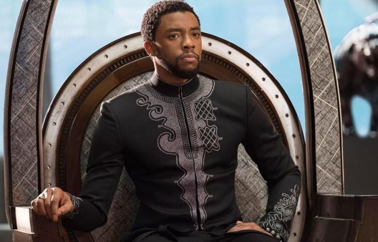 Chadwick Boseman: Marvel no busca hacer dinero con su cine