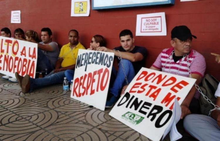 Migración pide a foráneos abstenerse a participar en protestas