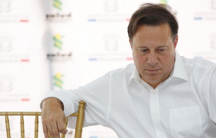 Varela protegió a donantes, amigos y empresarios