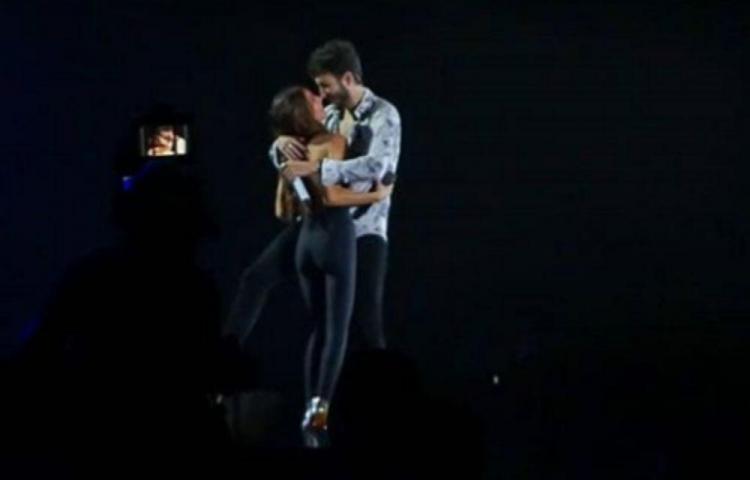 Sebastián Yatra la pasó bien en Panamá, cierra con concierto