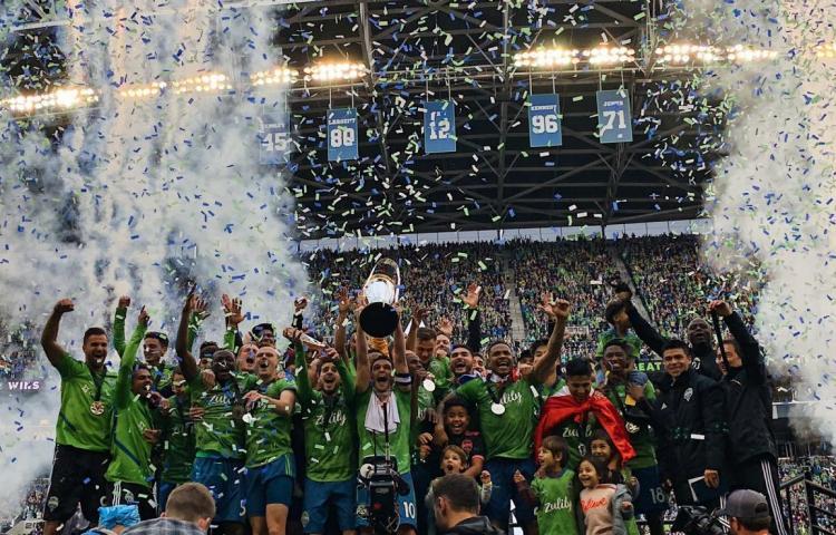 Román Torres se despide del Seattle Sounders FC