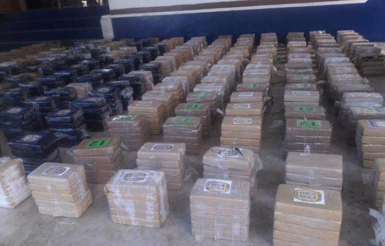 Caen tres colombianos con droga enPunta Burica