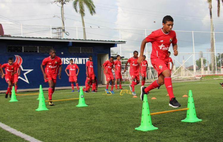 Llegó la hora de la verdad para la selección Sub-15 de Panamá