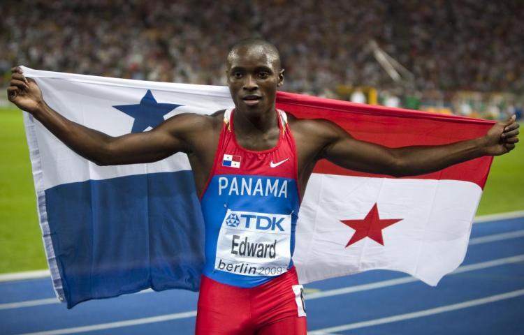 Alonso Edward estará bien para las Olimpiadas de Tokio 2020