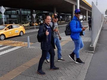 Román Torresse encuentra en Bogotápara negociar con su próximo equipo