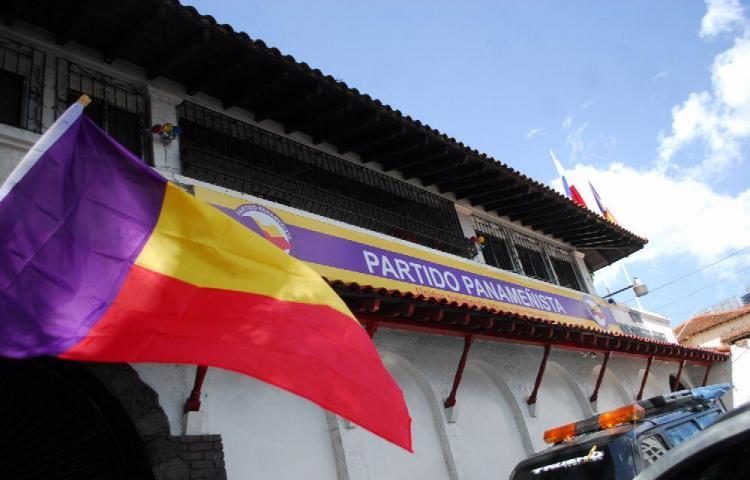 Panameñistas escogen hoy un directiva transitoria hasta 2021