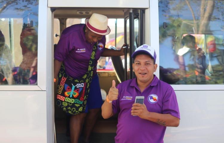 Miembros del partido Panameñista celebran su Convención Extraordinaria 2019