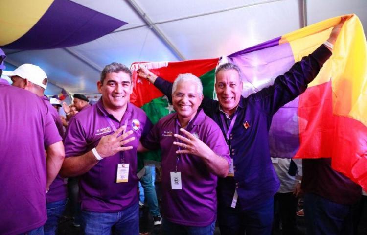 Blandón se alza con victoria y liderará el panameñismo