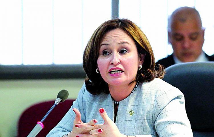 Procuradora Porcell presenta formalmente su renuncia ante el presidente Cortizo