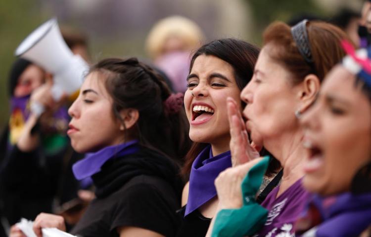 ¡Vivas nos queremos!, mujeres de América Latina alzan sus voces contra la violencia de género