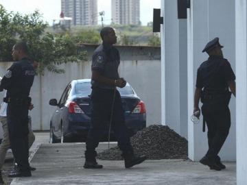 Detención provisional para un hombre por hurto de camión blindado