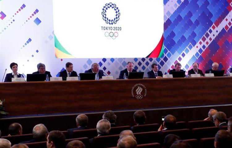 El COR niega que el escándalo de dopaje afecte a la participación rusa en Tokio 2020