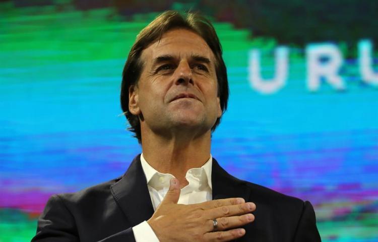 El centroderechista Luis Lacalle Pou será el próximo presidente de Uruguay