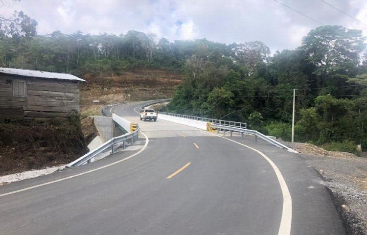 Productores se beneficiarán con proyecto carretero