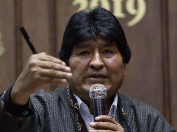 La orden de Interpol en busca de Evo Morales es un misterio en Bolivia