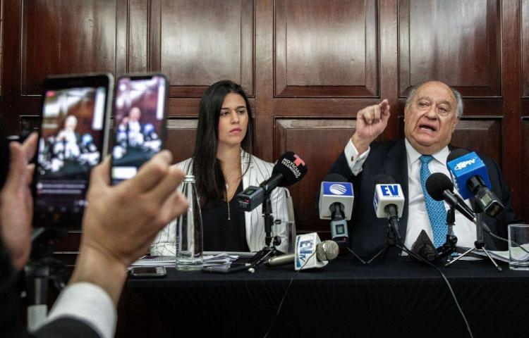Calderón Berti se desmarca de Guaidó, confesó que no hablan en meses