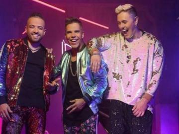 Mucho 'Swing' entre Emir Pabón, Joey Montana y Nacho