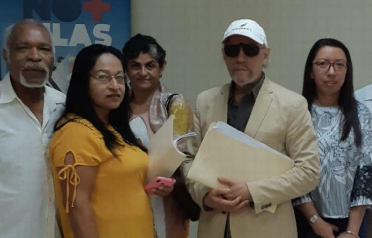 Solicitan el cierre de todos proyectos mineros en Panamá