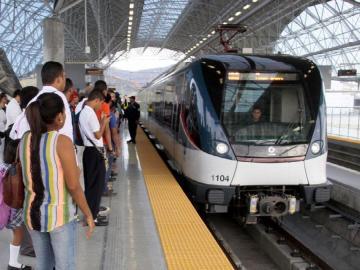 Nueva incidencia afectó ayer el Metro de Panamá