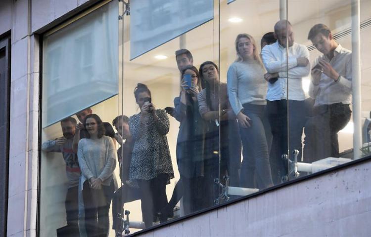 El terrorista de Londres cumplió condena por planear atentados yihadistas