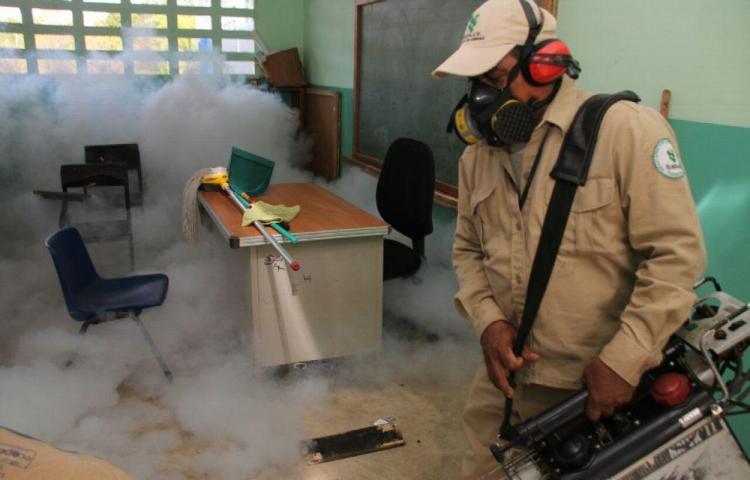 Sigue lucha contra el dengue en Chiriquí