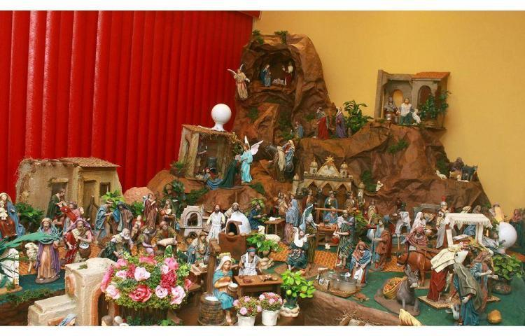 El papa anima a continua la tradición del Nacimiento en casas y áreas públicas