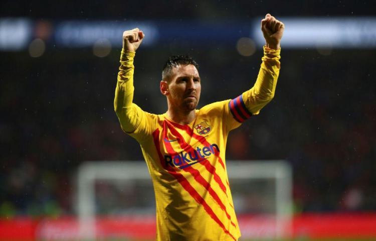 ¡Messi es de oro!